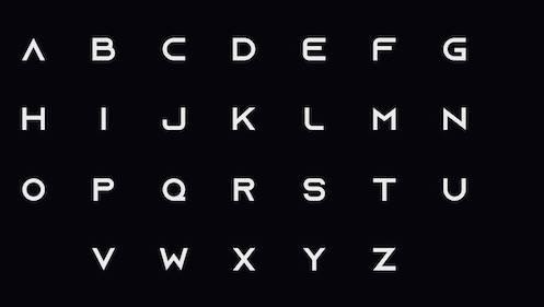 free Azonix Font