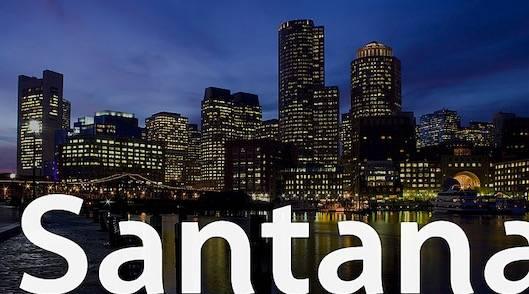 free Santana Font
