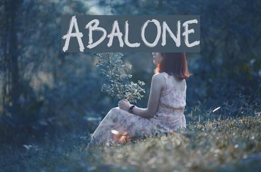 free Abolon Font