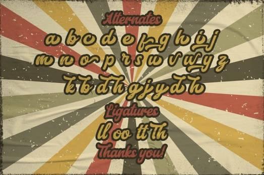 Aerillyo Font