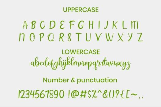 Aintya Beauty Font free