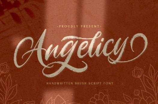 Angelicy Font free download