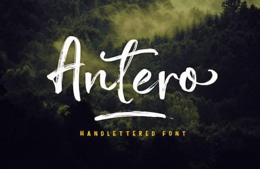 Antero Font free download