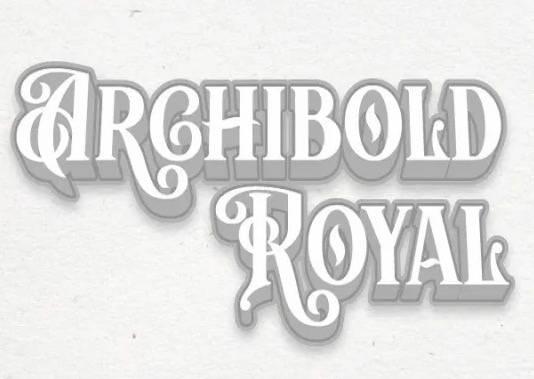 Archibold Royal Font free download
