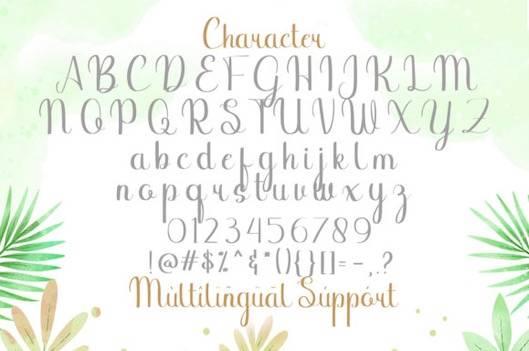 Binttang Selfianto Font free