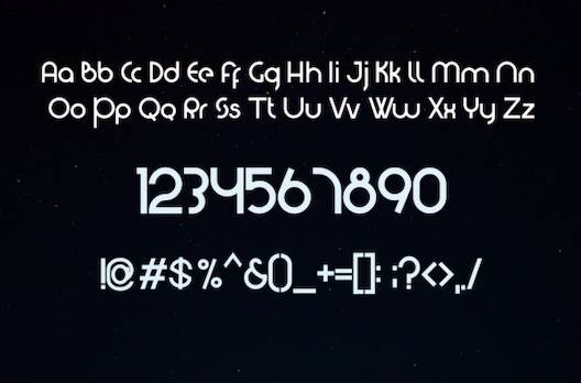 Blanquotey Font download