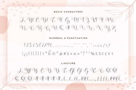 Brilganttyne Font free