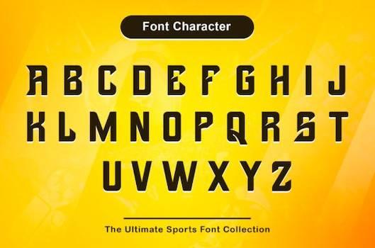 Brutals Font free
