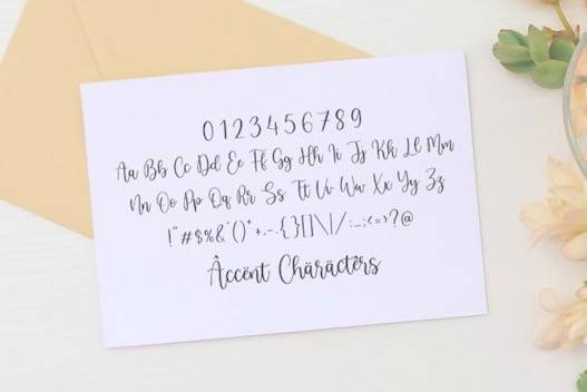 Bulandari Font free