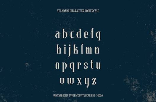 Coaster Ghost Font download