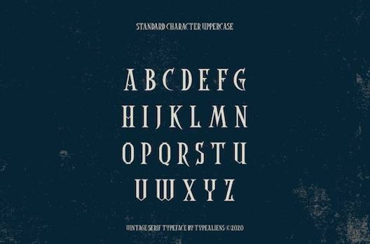 Coaster Ghost Font free download