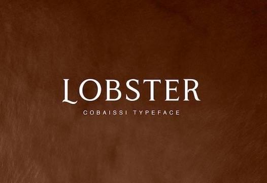 Cobaissi Font free