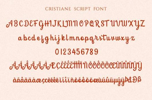 Cristiane Font free