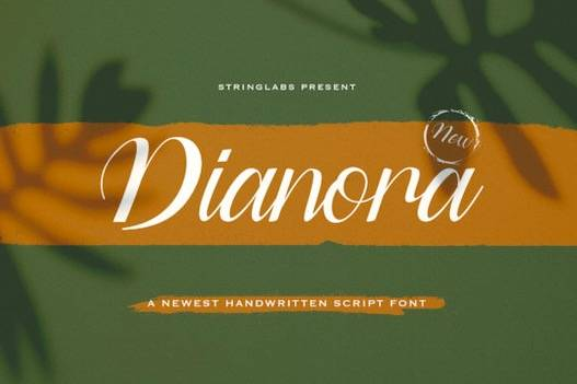 Dianora Font free download
