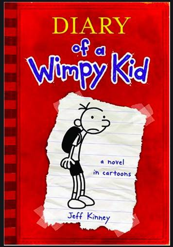 Diary Of a Wimpy Kid Font download