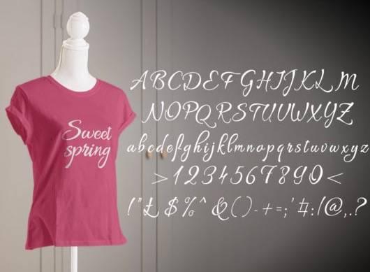 Direkt Stencil Font free