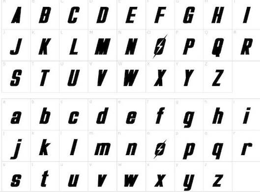 Fallout Font download