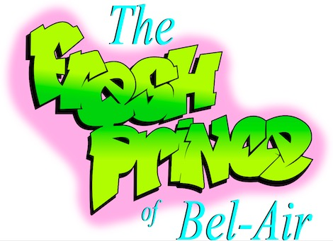 Fresh Prince Of Bel Air Font