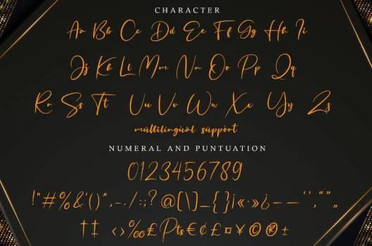 Fritlany Font free