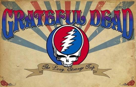 Grateful Dead font free