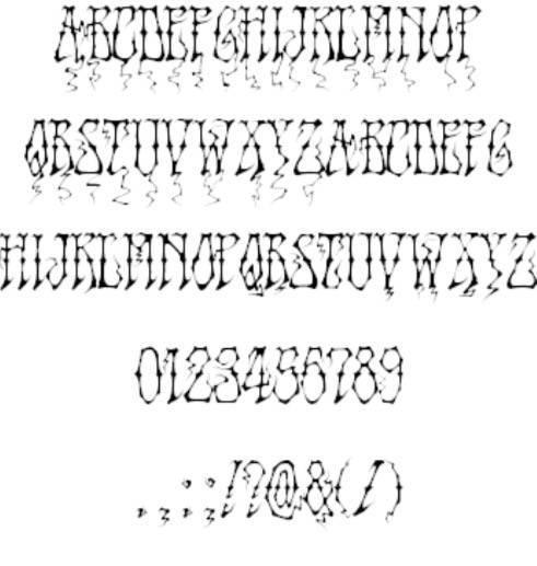 Griffinize Font