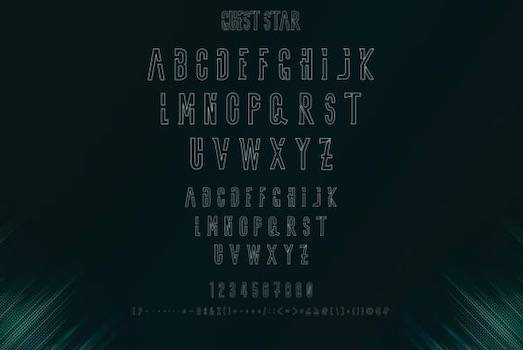 Guest Star Font Duo download