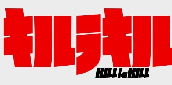 Kill La Kill Font free download