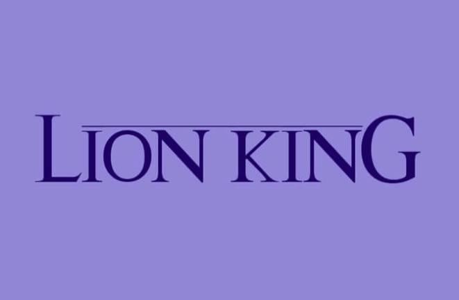 Lion King Font Download
