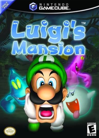 Luigi's Mansion Font free