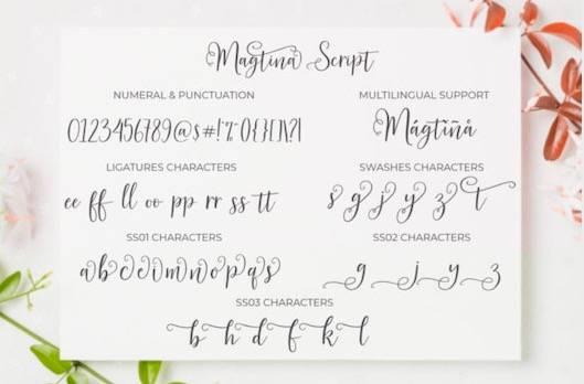 Magtina Font