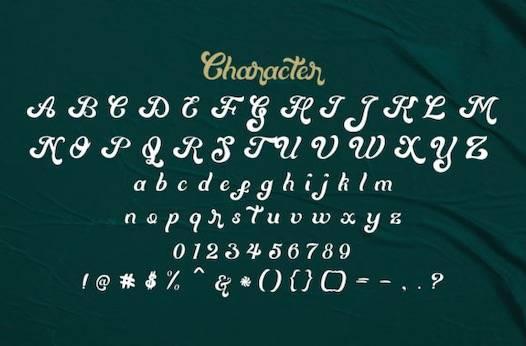 Mentari Font