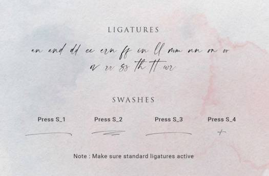 Modernline Font free
