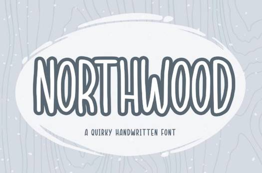 Northwood Font free download