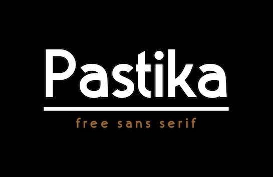 Pastika Font Family