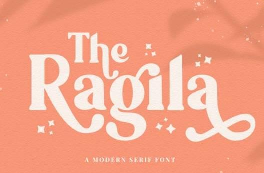 Ragila Font free download