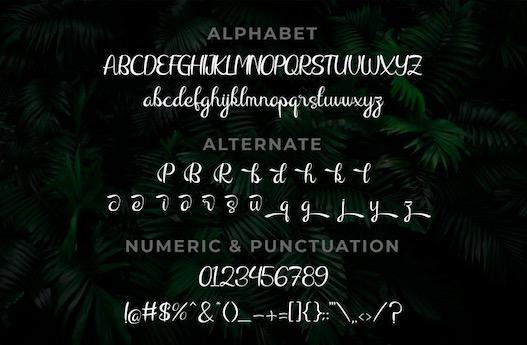 Raliqa Font free