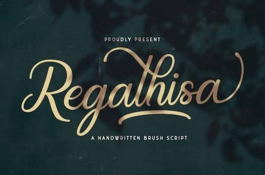 Regalhisa Font free download