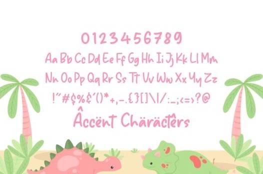 Sparkle Dream Font free