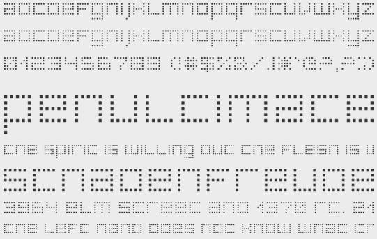 Superpoint Font download
