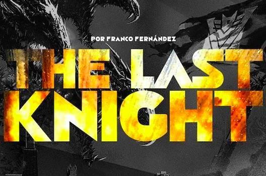 The Last Knight Font Free