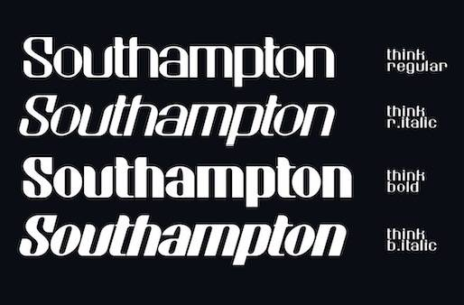 Think Typeface