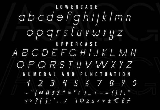Vasaggy Font