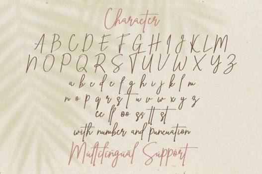 Ving Smith Font download