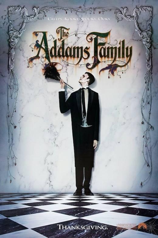 Addams Family Font