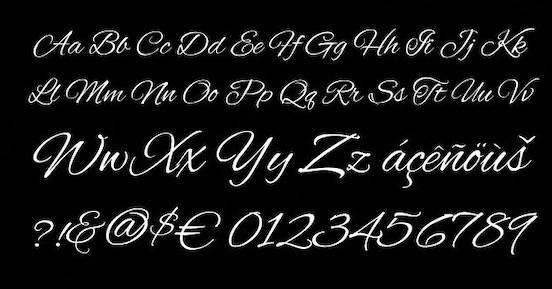 Alex Brush Font Family