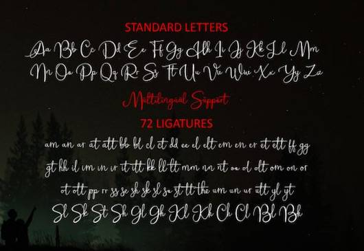 Alleysha Font free