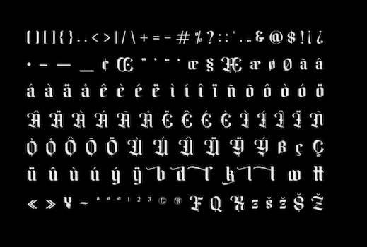 Amika Font free