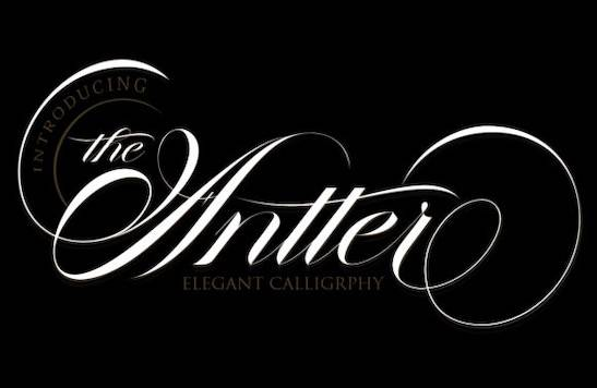 The Antter Font free download