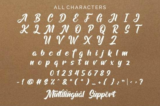 Arfelick Feather font free