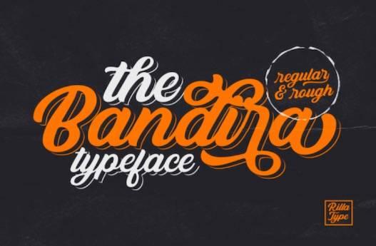 Bandira Font free download